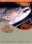 Trout Fly Packs - 12/pack