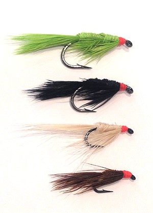 Egg-Sucking Leech Flies - Series 2