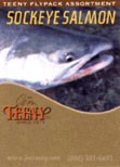Sockeye Salmon Fly Pack - 12/pack